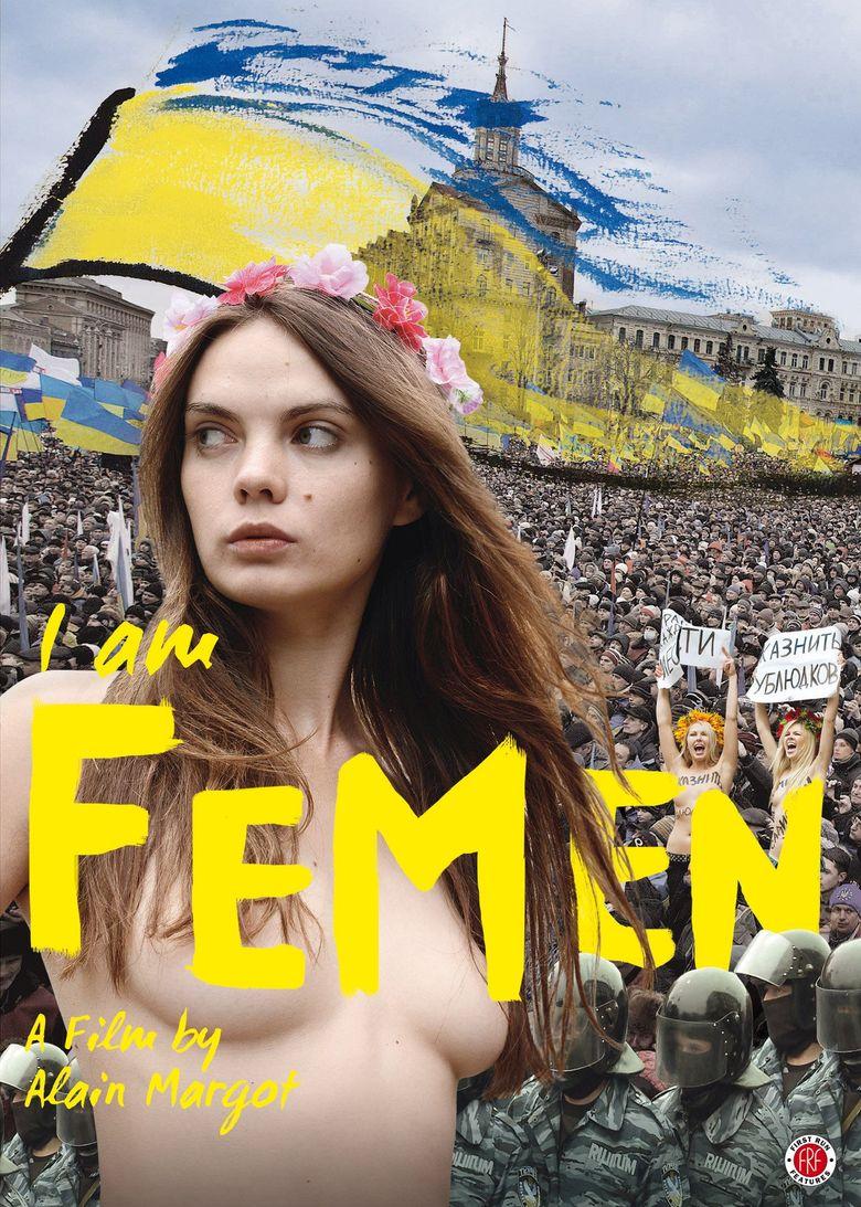 I Am Femen Poster