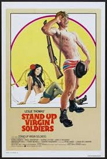 Stand up, Virgin Soldiers Poster
