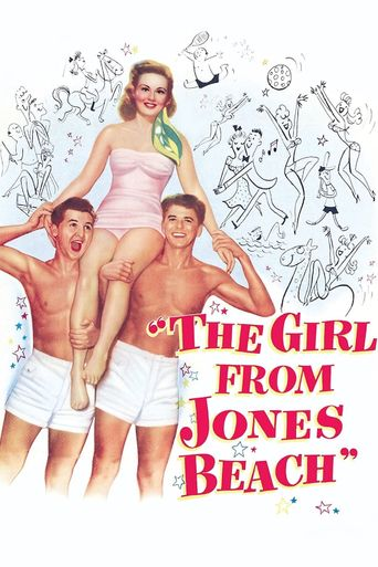 The Girl from Jones Beach Poster