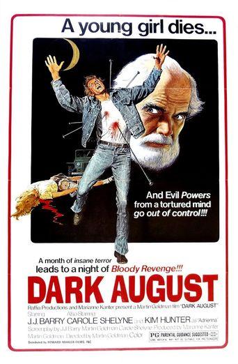 Dark August Poster