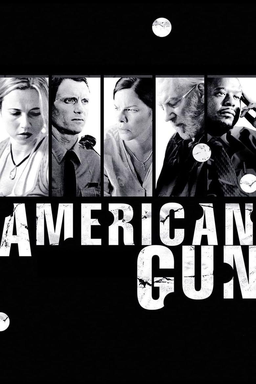 American Gun Poster