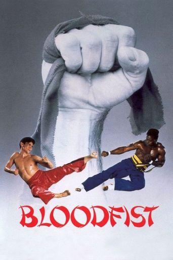 Bloodfist Poster