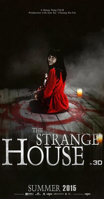 The Strange House Poster