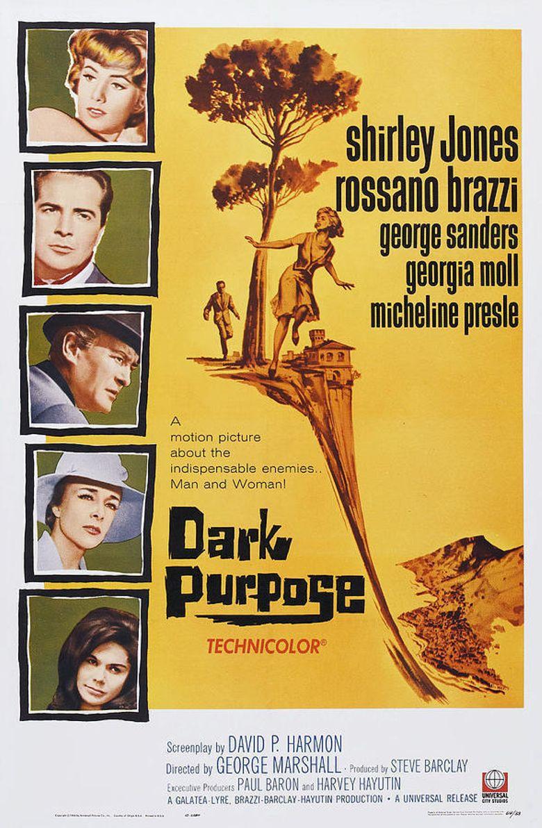 Dark Purpose Poster