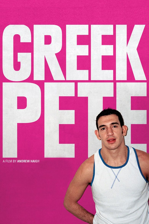 Greek Pete Poster