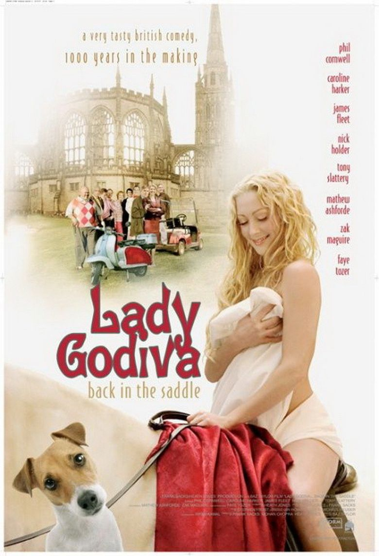 Lady Godiva: Back in the Saddle Poster