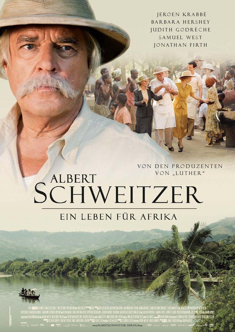 Albert Schweitzer Poster