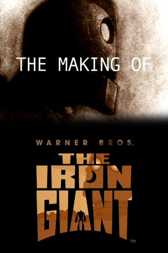 The Making of 'The Iron Giant' Poster
