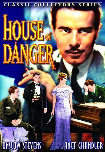 House of Danger Poster