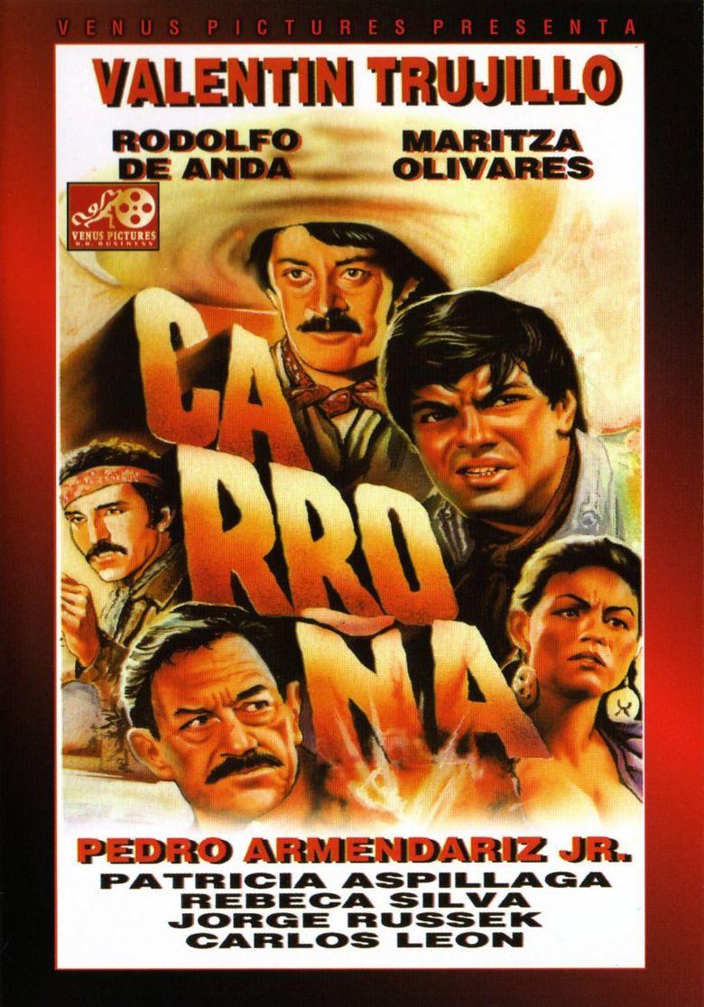 Carroña Poster