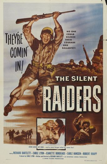 Silent Raiders Poster