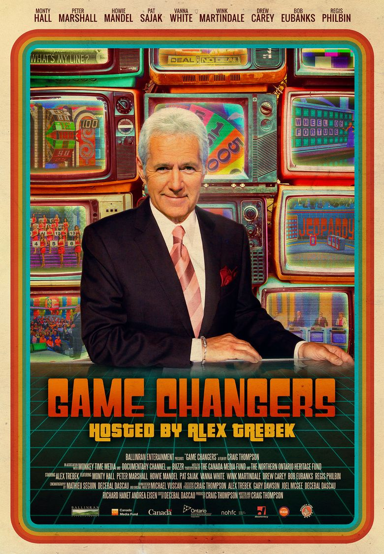 Game Changers Poster