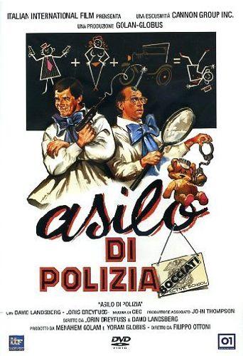 Detective School Dropouts Poster