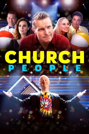Church People Poster