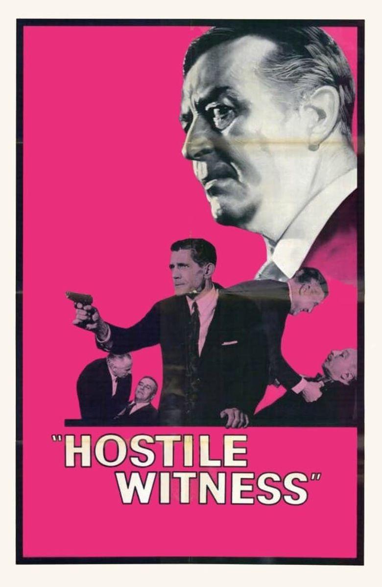Hostile Witness Poster