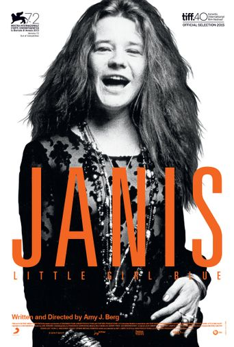 Watch Janis: Little Girl Blue