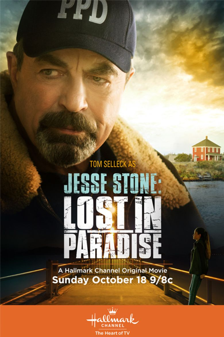 Jesse Stone: Lost in Paradise Poster