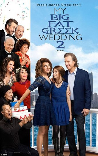 Watch My Big Fat Greek Wedding 2