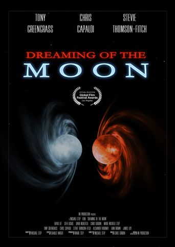 Dreaming of the Moon Poster