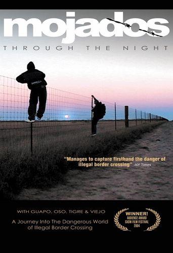 Mojados: Through The Night Poster