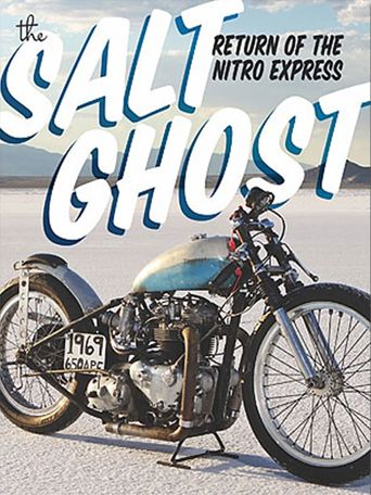The Salt Ghost: Return of the Nitro Express Poster