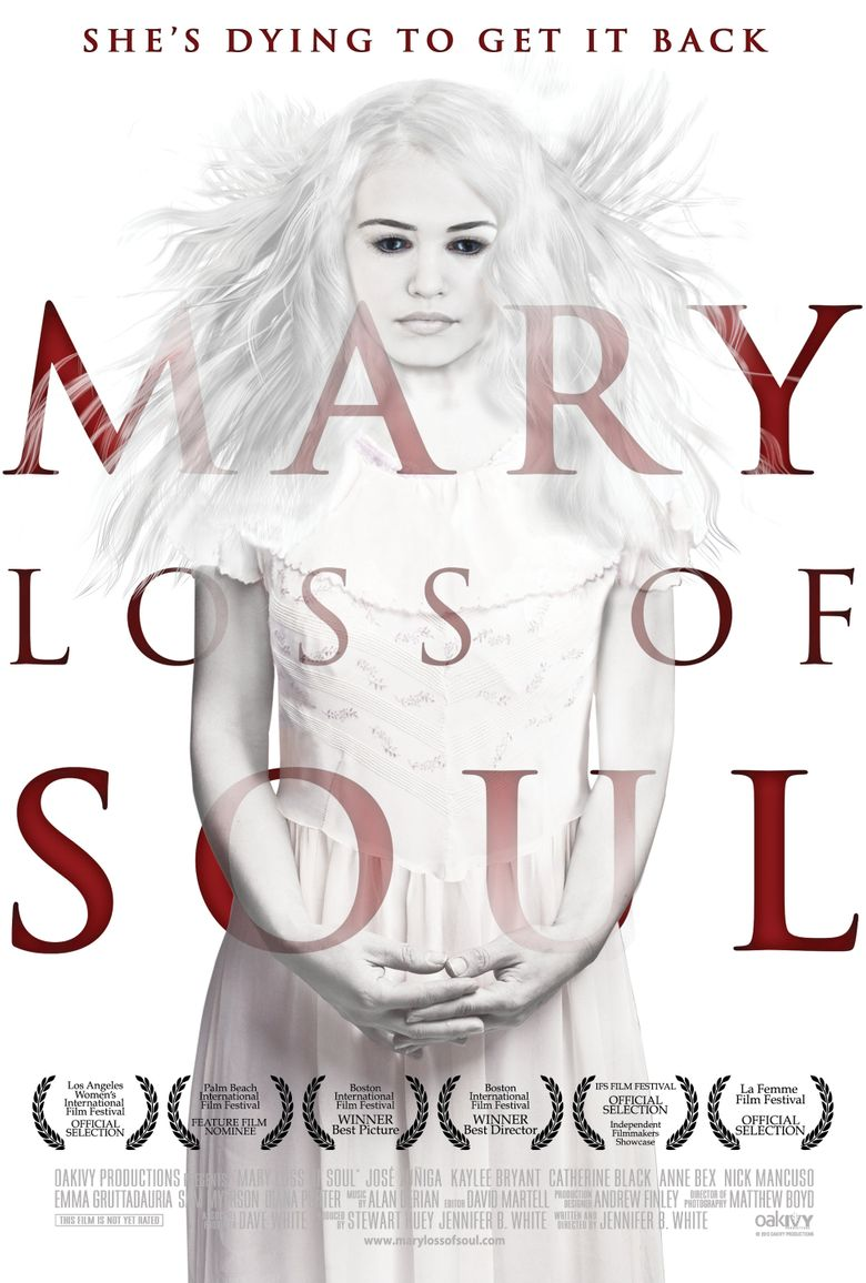 Mary Loss of Soul Poster