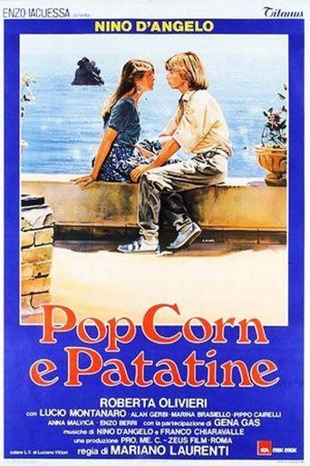 Popcorn e patatine Poster