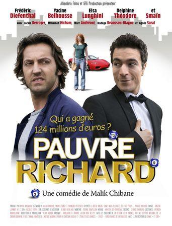 Pauvre Richard ! Poster