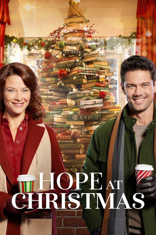 Hope at Christmas Poster