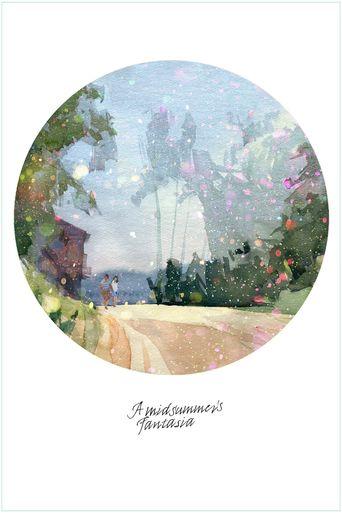 A Midsummer's Fantasia Poster