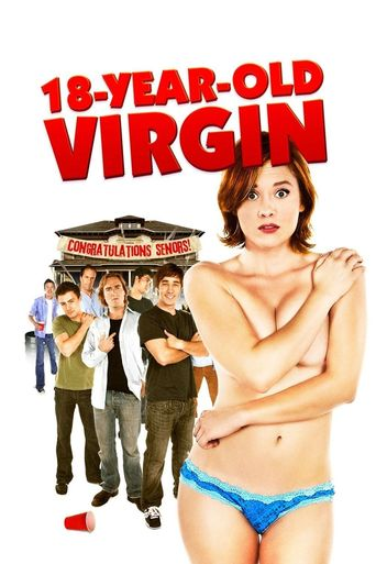 18 Year Old Virgin Poster