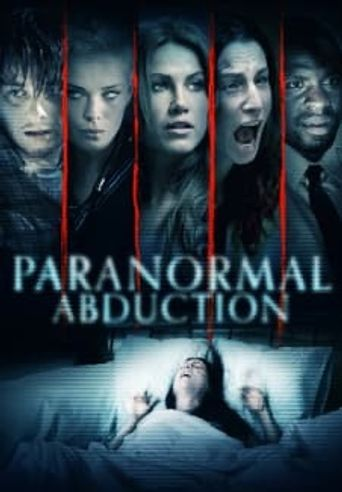 Paranormal Abduction Poster