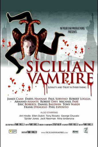 Sicilian Vampire Poster