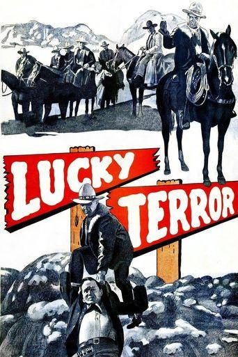 Lucky Terror Poster