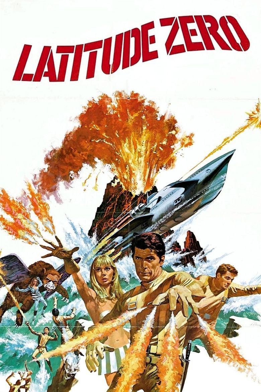 Latitude Zero Poster