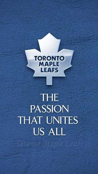 Toronto Maple Leafs Forever: The Tradition of the Toronto Maple Leafs Poster