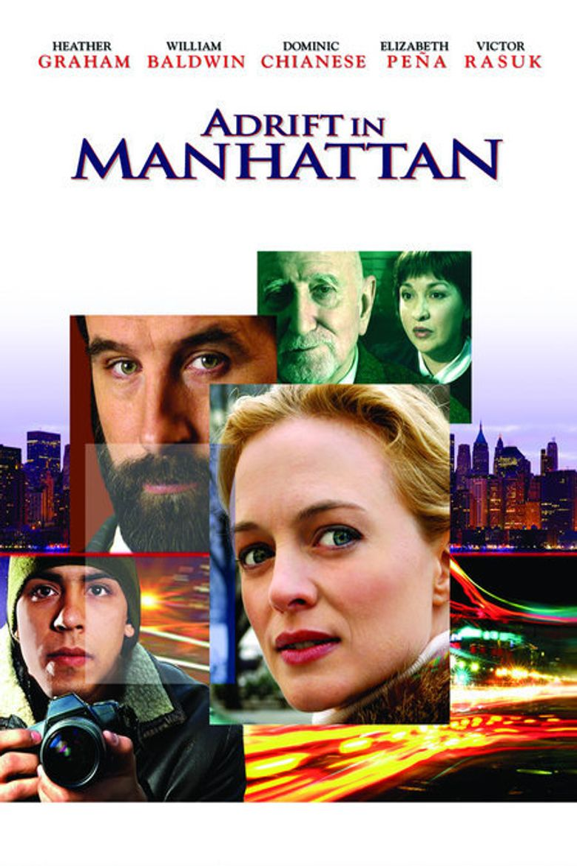 Adrift in Manhattan Poster