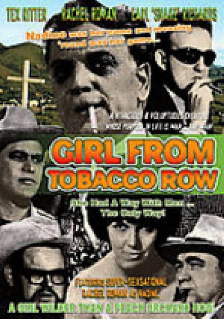 Girl from Tobacco Row Poster