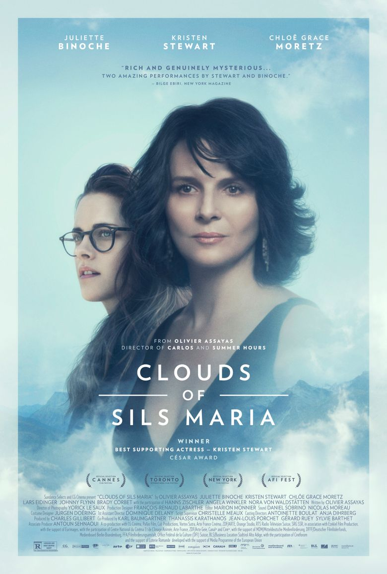 Watch Clouds of Sils Maria