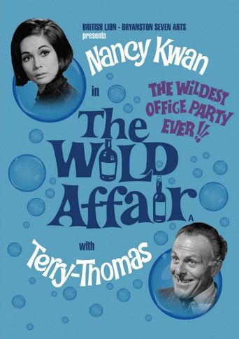 The Wild Affair Poster