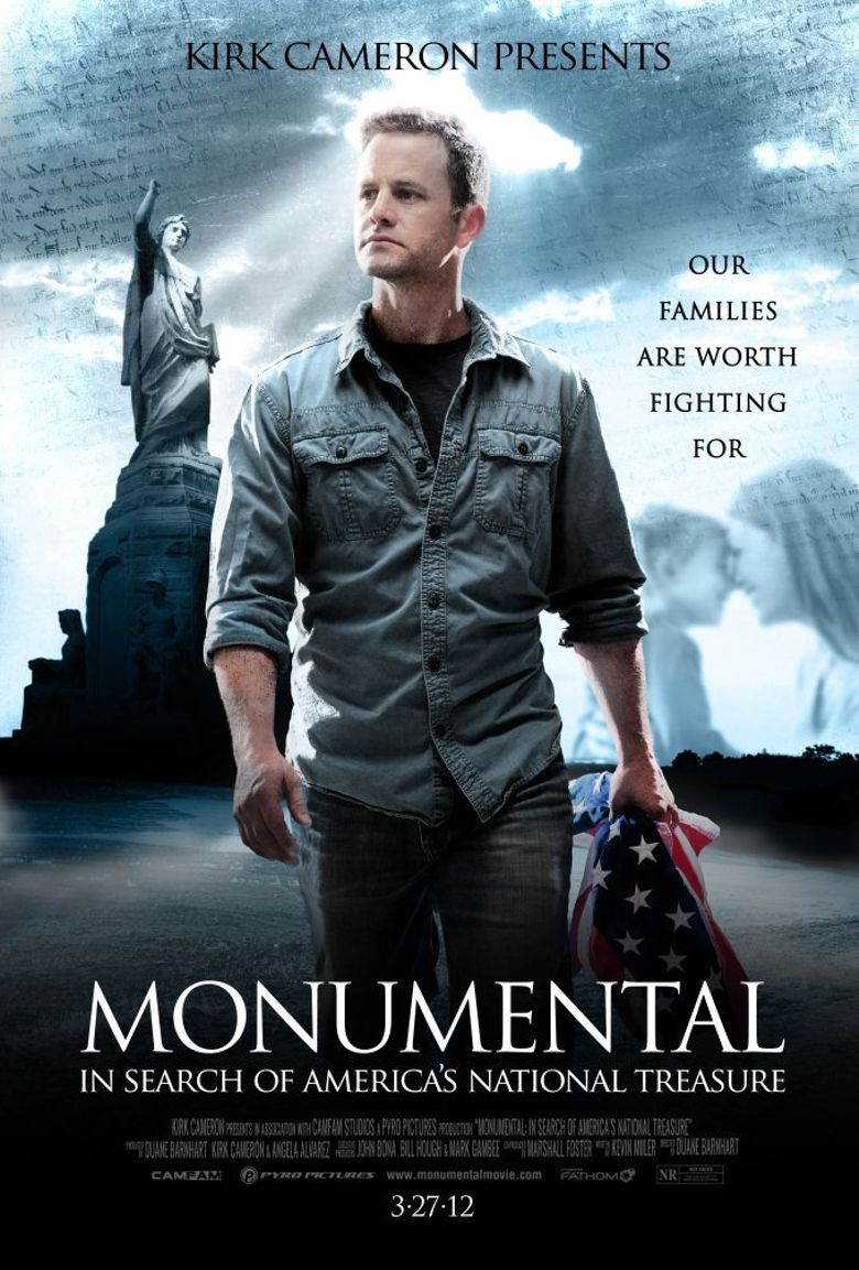 Monumental: In Search of America's National Treasure Poster
