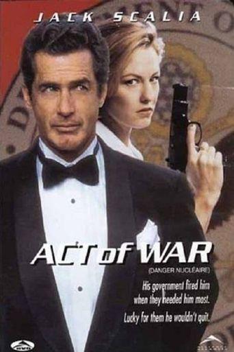 Act of War Poster