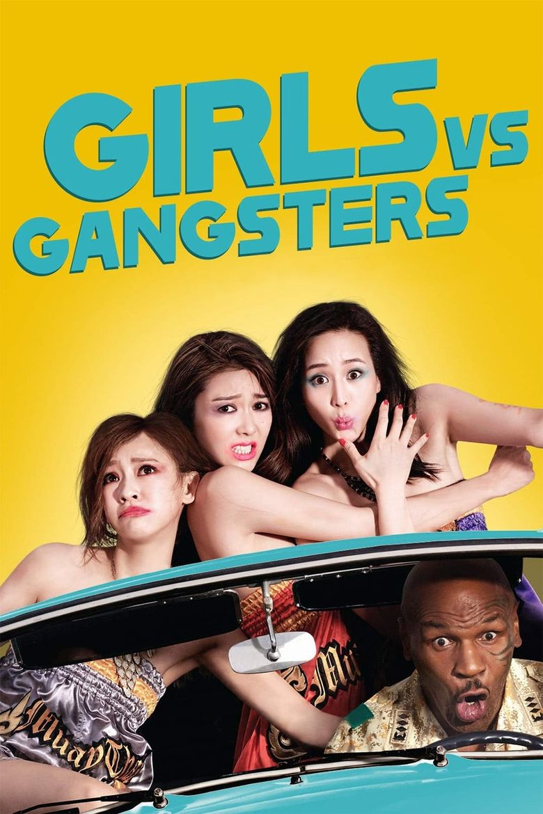 Girls vs Gangsters Poster