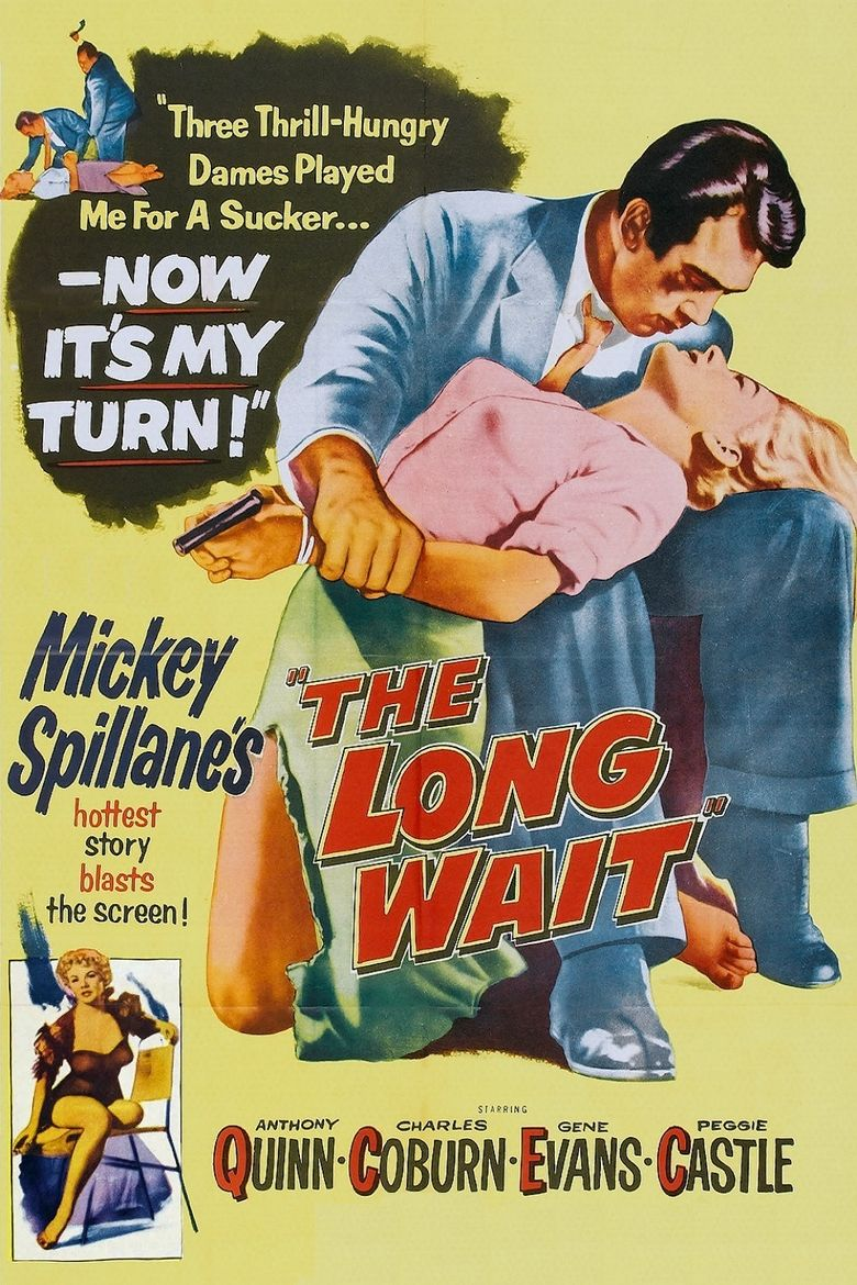 The Long Wait Poster