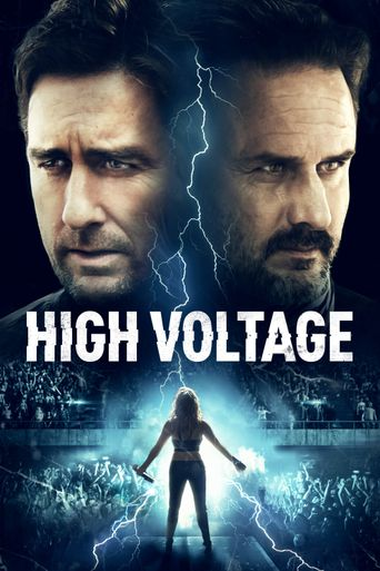 High Voltage Poster