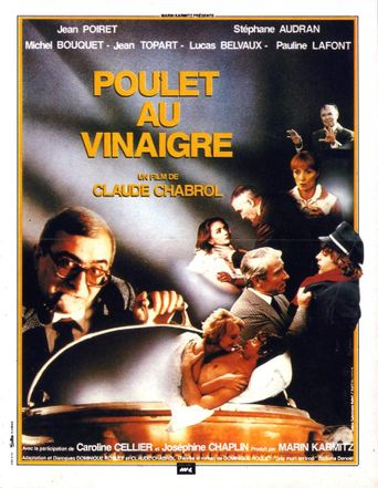 Cop au Vin Poster