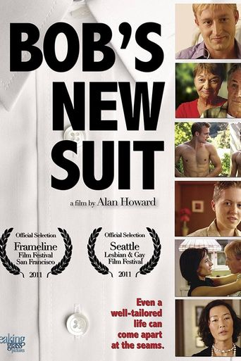 Bob's New Suit Poster
