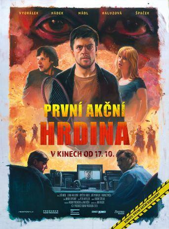 První akční hrdina Poster