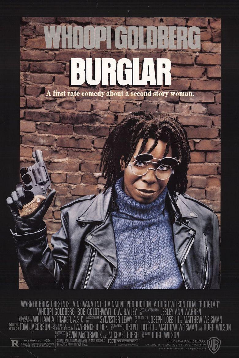 Burglar Poster