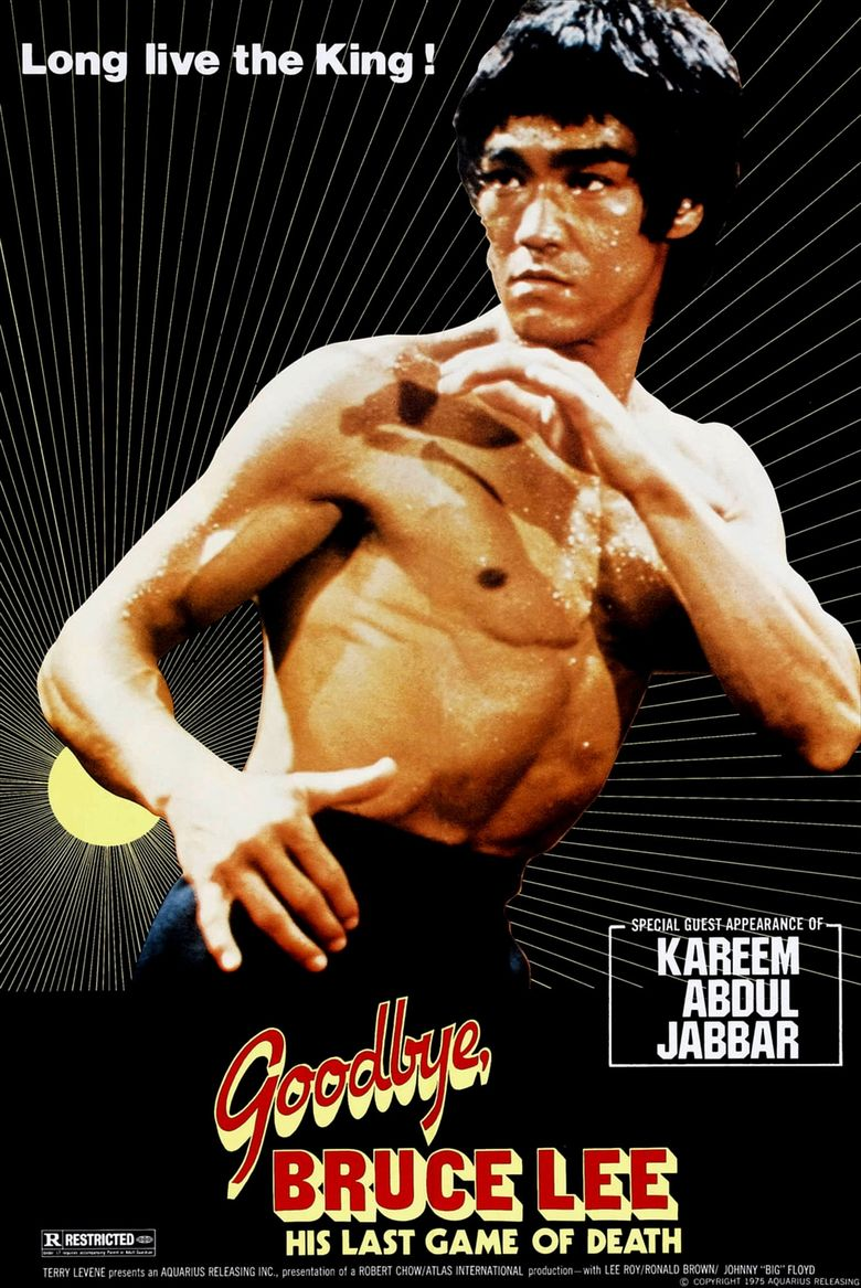 Goodbye Bruce Lee: His Last Game of Death Poster